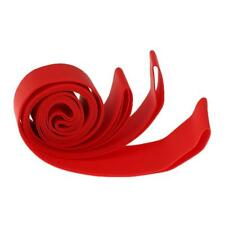 """700c/14""""/20""""/26"""" MTB Road Cycling Bike Tire Liner Inner Wheel Tube Protector Red"""