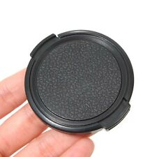 Snap-on Front Lens Cap Cover 43/46/49/52/55/58/62/67/72/77mm Protector Camera