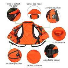 Drifting Boating Swimming Adult Life Jacket Survival Vest High Quality B4B0
