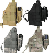 Camouflage Military Molle Tactical Modular Gun Holster