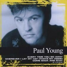 Collections - Paul Young Compact Disc