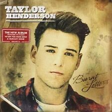 Burnt Letters - Henderson,Taylor CD-JEWEL CASE