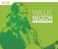 Boxset Series - Willie Nelson New & Sealed CD-JEWEL CASE Free Shipping