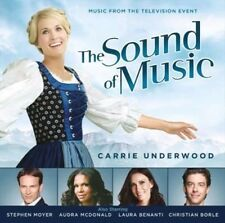 Sound of Music-music from the Tele - Various Artists New & Sealed CD-JEWEL CASE