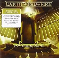 Now Then & Forever (australian Edition) - Earth Wind & Fire CD-JEWEL CASE