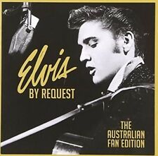 Elvis by Request-the Australian Fan Edition - Presley,Elvis New & Sealed CD-JEWE