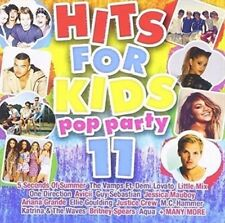 Hits for Kids Pop Party 11 - V/A New & Sealed CD-JEWEL CASE Free Shipping