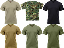 Camouflage Shirt Tactical Military Short Sleeve Moisture Wicking Camo