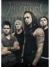 Bullet for My Valentine Band Photo BFMV Textile Flag 77x105cm