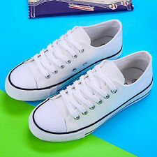 1XWomen Lady Chuck Taylor Ox Low High Top shoes casual Canvas Sneakers AUS