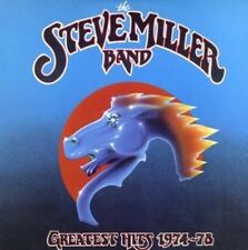 Greatest Hits 1974-78 - Miller,Steve Band New & Sealed LP Free Shipping