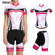 Women's Cycling Jersey Padded Shorts Bike Cycle Jersey Bicycle Clothing S-XL