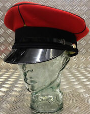 Genuine British Army Queens Royal Lancers / QRL Guards Dress Cap / Hat - NEW