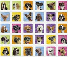 Little Paws Dog Coaster - Choose from 22 Breeds of Dog