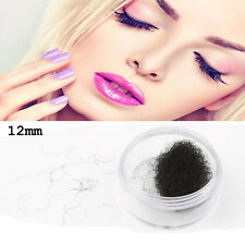 Individual Black Curl False Eyelash Extension Eye Lashes Makeup Tools Choose Hot