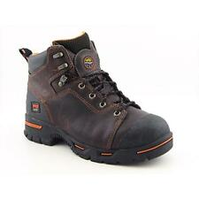 "Timberland Pro Endurance 6"" PR   Steel Toe Leather  Work Boot"