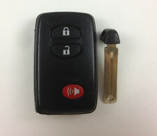 TOYOTA PRIUS VENZA 4RUNNER 09-16 OEM SMART KEY LESS ENTRY REMOTE WITH UNCUT KEY