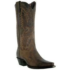 Dan Post Genuine Leather Women's Boots Santa Rosa Bay Apache DP3464 All Sizes