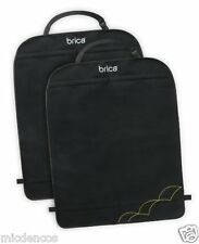 Deluxe Kick Mats,Extra Large Size 4 Maximum Coverage,Great Protection,Set 2, Blk