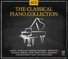 Classical Piano Collection - V/A New & Sealed CD-JEWEL CASE Free Shipping