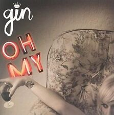 Oh My (vinyl) - Wigmore,Gin 10 INCH VINYL SINGLE
