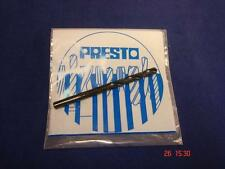 Presto HSS Metal High Speed Steel Twist Jobber Drill Bit 3mm - 5.9mm