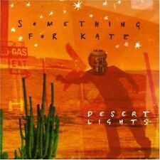 Desert Lights - Something For Kate New & Sealed CD-JEWEL CASE Free Shipping
