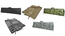 NcSTAR Tactical Military Rifle Case Range MOLLE PVC Shooting Mat Combo