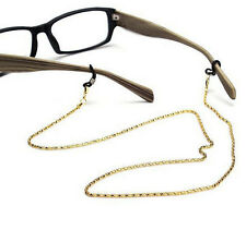 Glasses Holder Spectacles Cord Color  Neck Reading Sunglasses Chain Metal Strap
