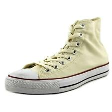 Converse Chuck Taylor All Star Core Hi Men  Round Toe Canvas Ivory Sneakers