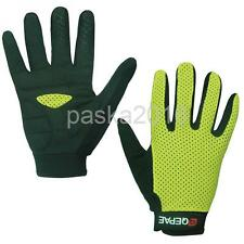 Cycling Bicycle Cycle Bike Breathable Full Finger Gloves for Cycling