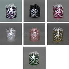 50 Pcs Tea Light Holders Paper Candle Lampshades Romantic Wedding Party Decor