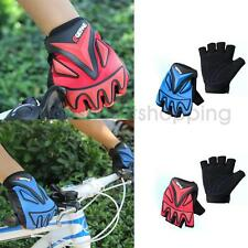 Outdoor Sports Racing Cycling MTB Bike Bicycle Gel Half Finger Gloves M/L/XL