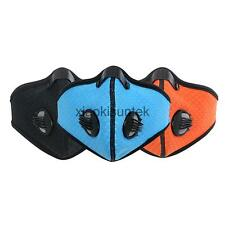 Anti Dust Wind Cycling Bicycle Bike Motorcycle Half Face Mask Air Filter Cover