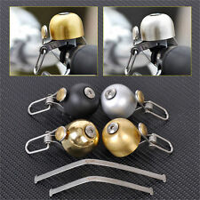 Retro Copper Metal Loud Bicycle Bike Cycle Bell Ring Horn for MTB Road Bike