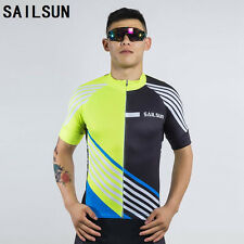 Cycling Jersey Mountain Bike Cycling Clothing Bike Bicycle Short Sleeve Shirt