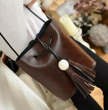 Women Satchel Messenger Bag New Leather Handbag Shoulder Crossbody Tote Fashion