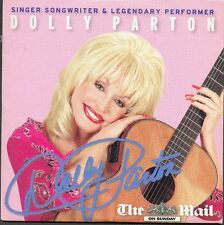 DOLLY PARTON - MAIL ON SUNDAY PROMO CD