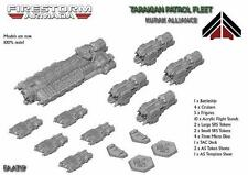 Firestorm Armada: (The Alliance Of Kurak) Tarakian Patrol Fleet SPG FAAT19