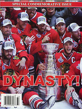 Chicago Tribune Blackhawks 2015 Stanley Cup Champions Dynasty Comemorative Issue