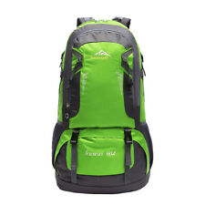 60L Outdoor Backpack Sport Camping Hiking Mountaineering Travel Rucksack Bag