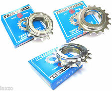 "DICTA 1/8"" BMX Single Speed Freewheel Cog Sprocket Chrome 18T/ 16T / 14T"