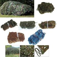 Hunting Camping Woodland Military Camouflage Net Camo Netting Cover 2 x 3 meters