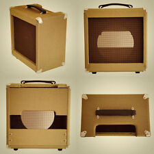 Tweed Amplifier Cabinet 8, 10, 12 Speaker Champ 5F1 Princeton 5F2A Deluxe 5E3