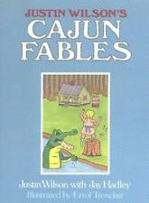 NEW Justin Wilson's Cajun Fables by Justin Wilson Hardcover Book (English) Free