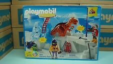 Playmobil 3170 Dino discovery series mint in Box for collectors Geobra toy