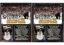 Pittsburgh Penguins 2009 Stanley Cup Champions Photo Plaque