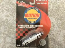 K4-51 Racing Champions 1/64 Scale 1969 Baldwin Motion Chevy Camaro
