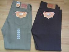 NEW Men's Levis 501 Shrink To Fit