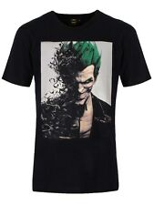 Batman Arkham Origins The Joker Men's Black T-Shirt - NEW & OFFICIAL